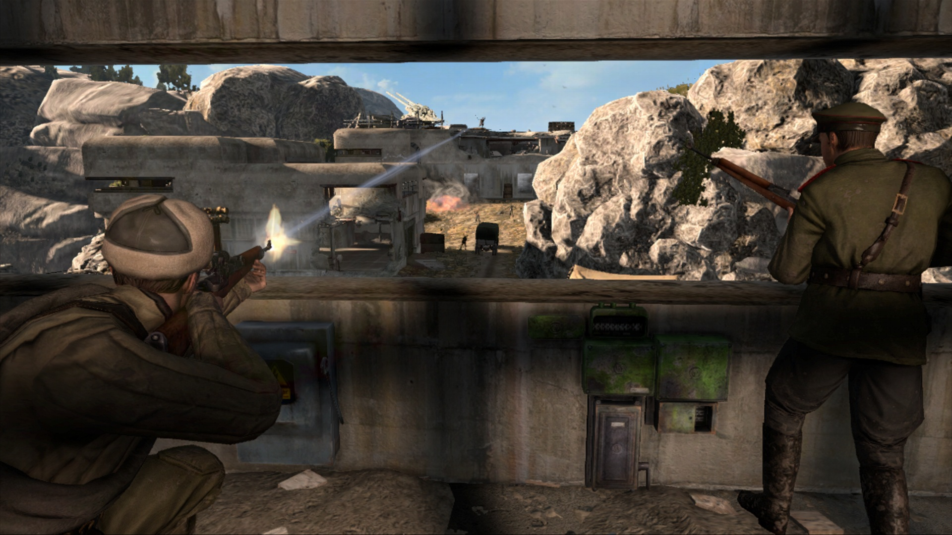 Снайпер игра бесплатно компьютер