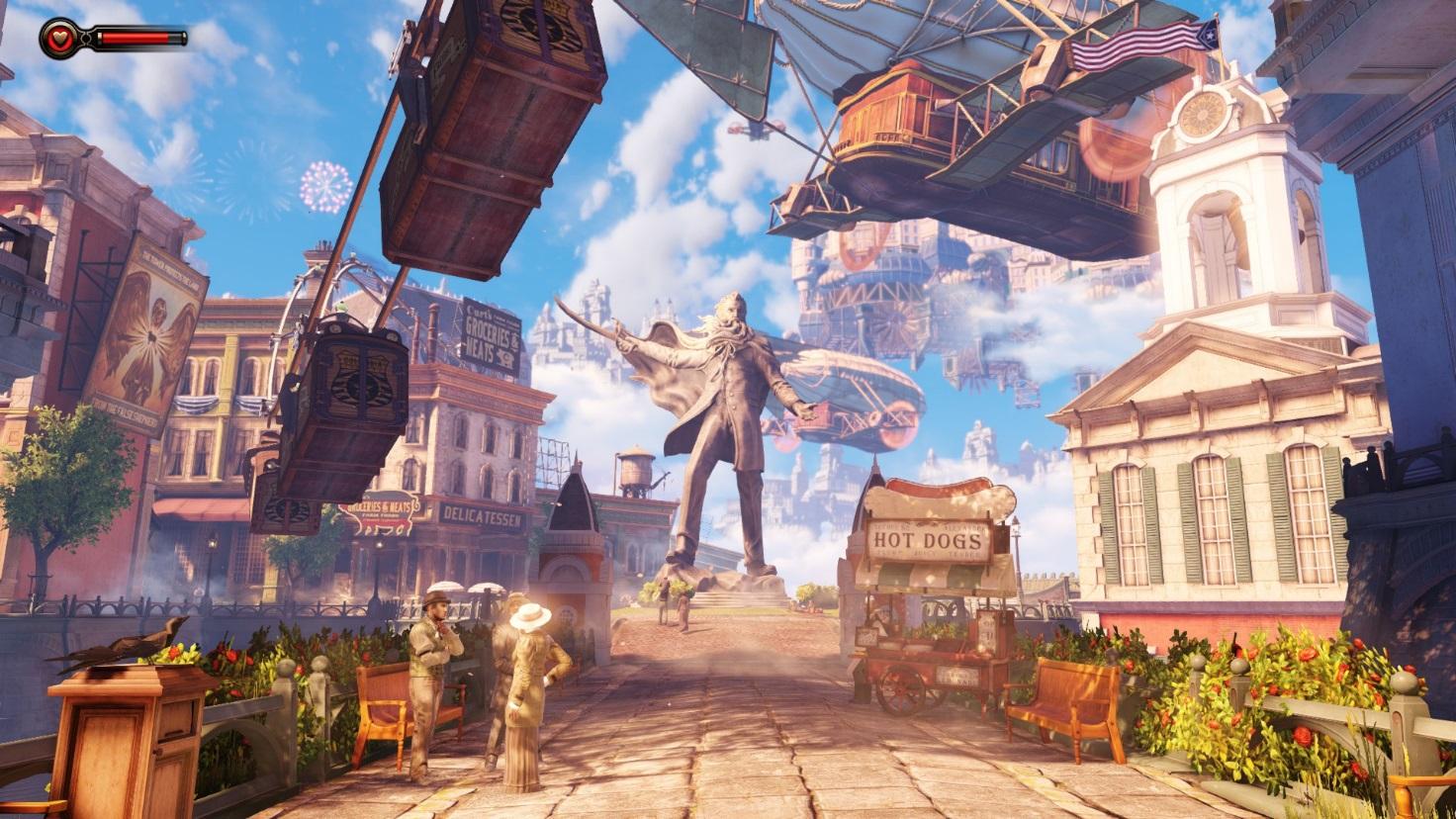 Картинки по запросу Bioshock Infinite
