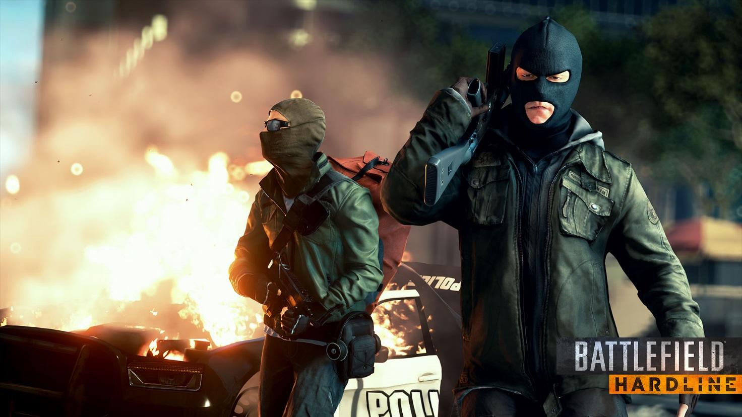 Картинки по запросу Battlefield: Hardline