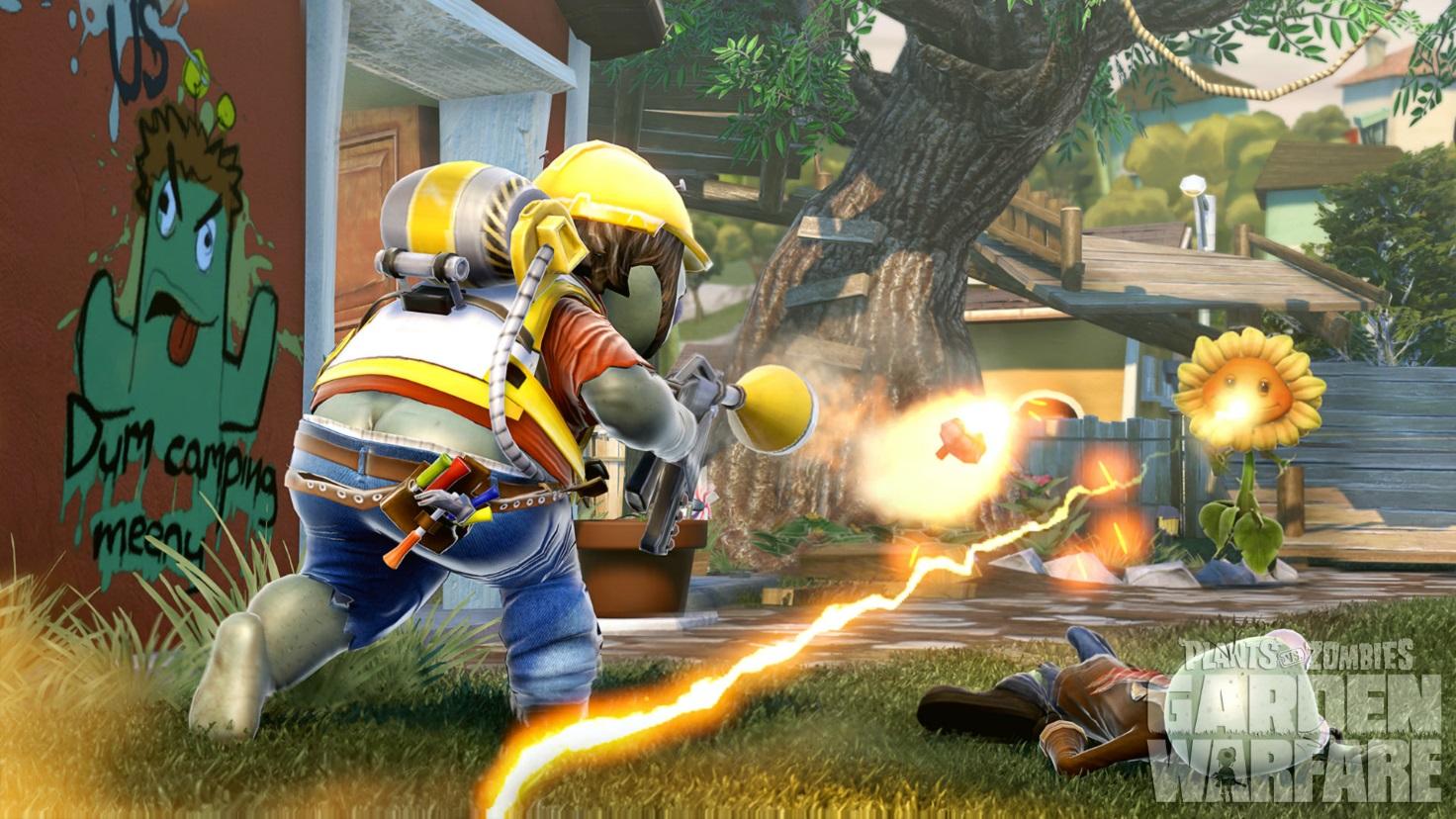 Картинки по запросу Plants vs. Zombies: Garden Warfare
