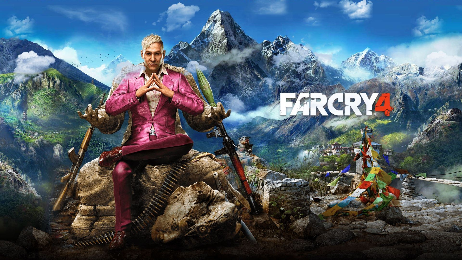 Картинки по запросу Far Cry 4