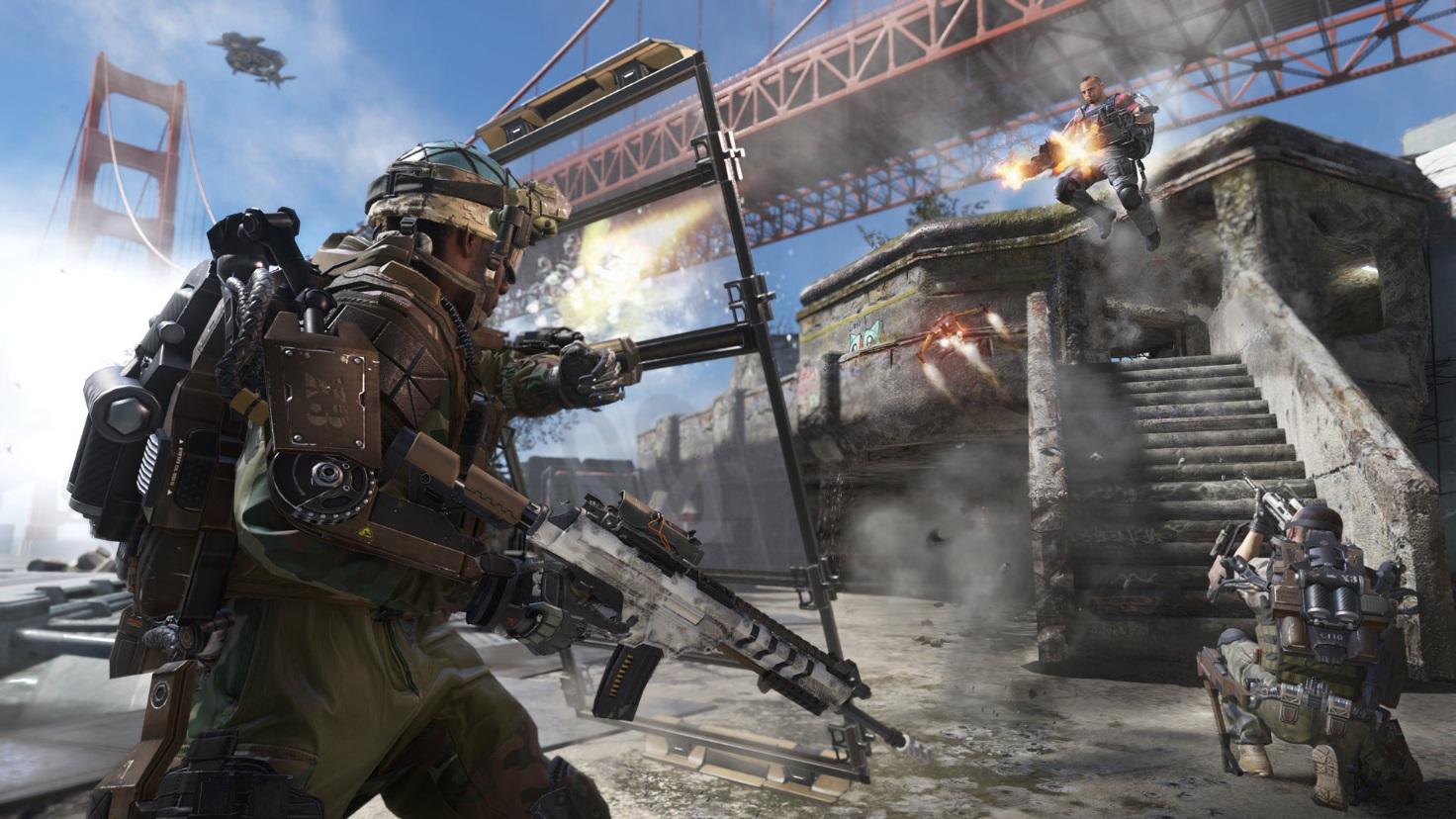 Картинки по запросу Call of Duty: Advanced Warfare