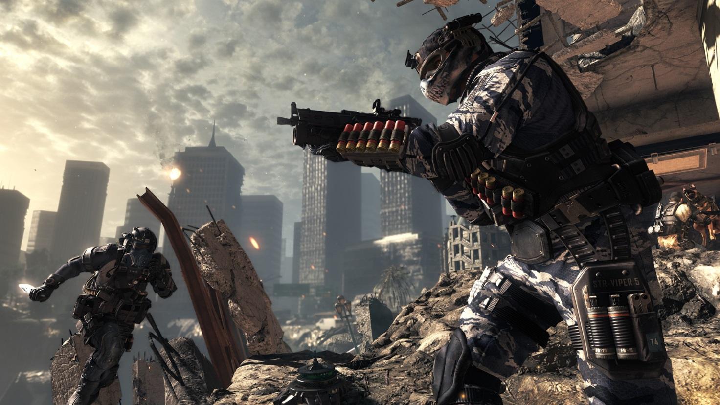 Картинки по запросу Call of Duty: Ghosts