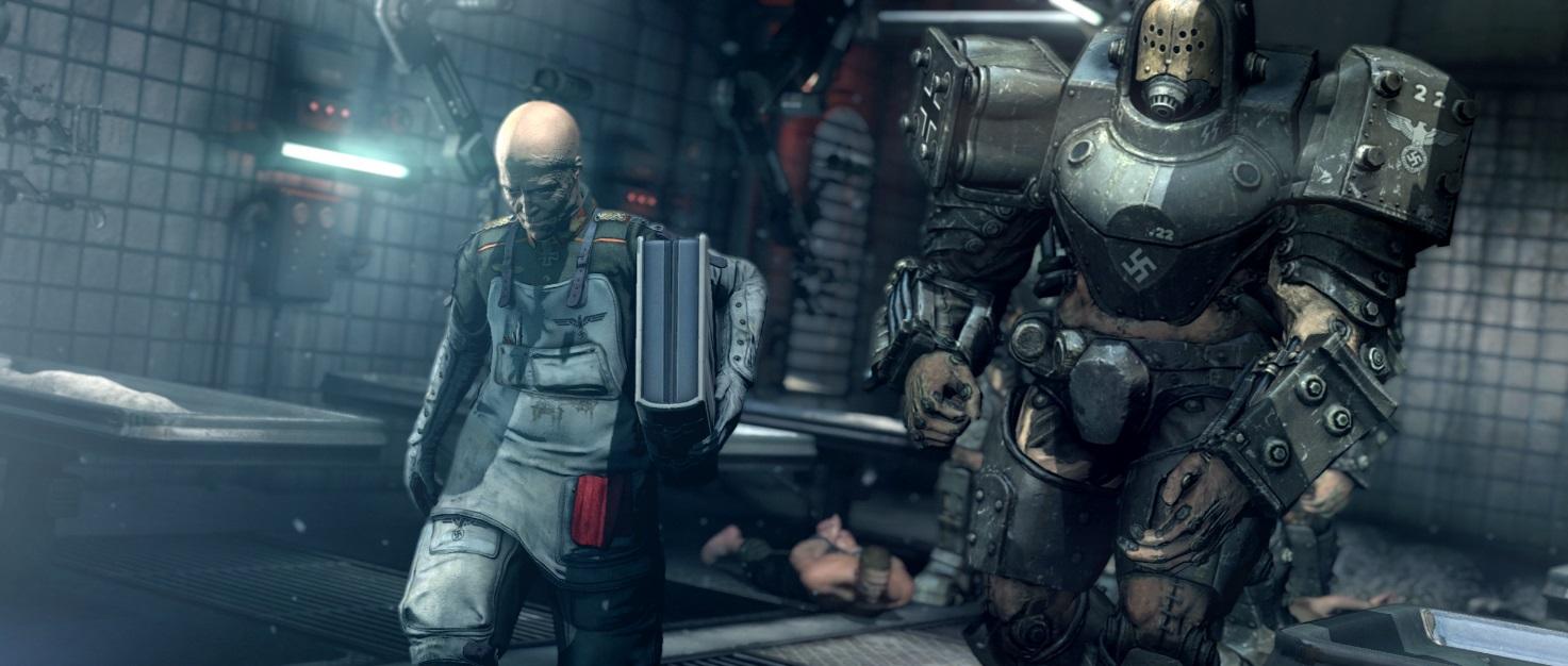 Картинки по запросу Wolfenstein: The New Order