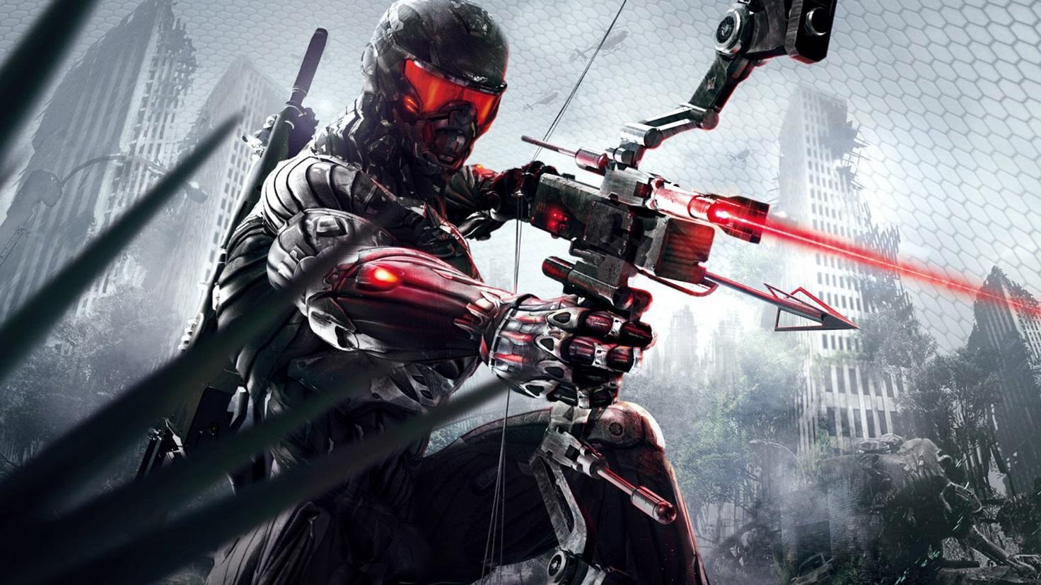 Картинки по запросу Crysis 3