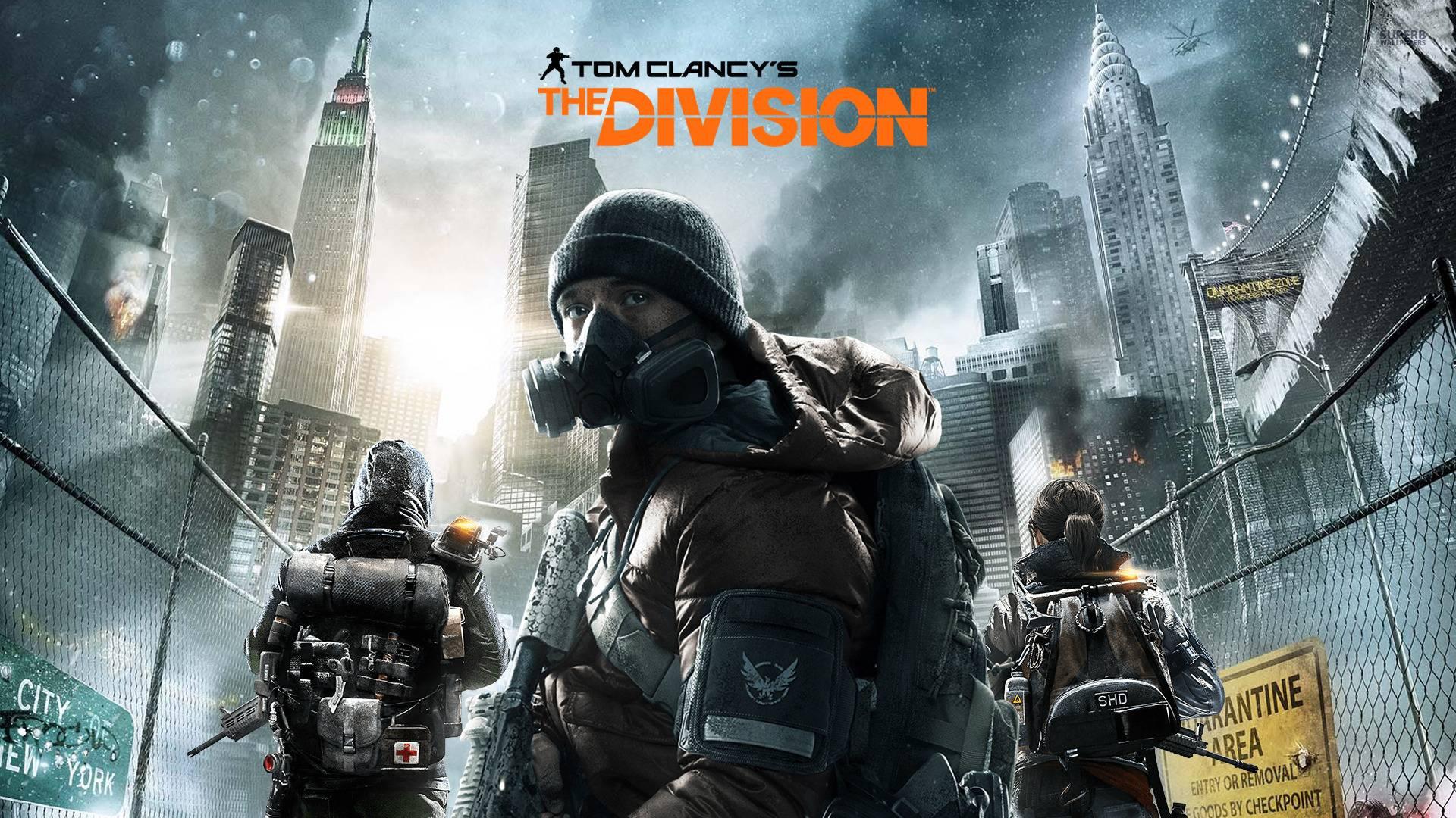 Картинки по запросу The Division