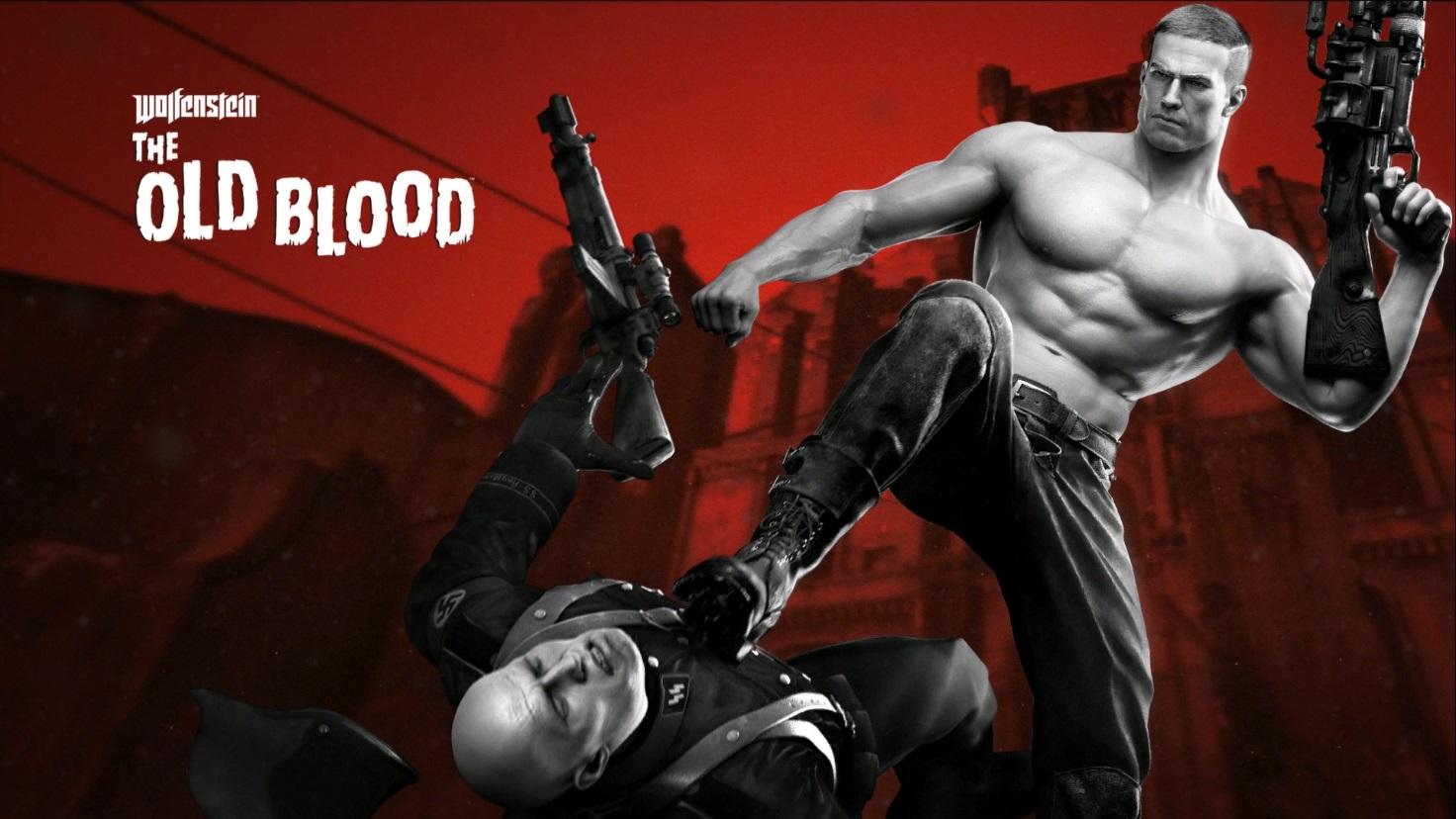 Картинки по запросу Wolfenstein: The Old Blood