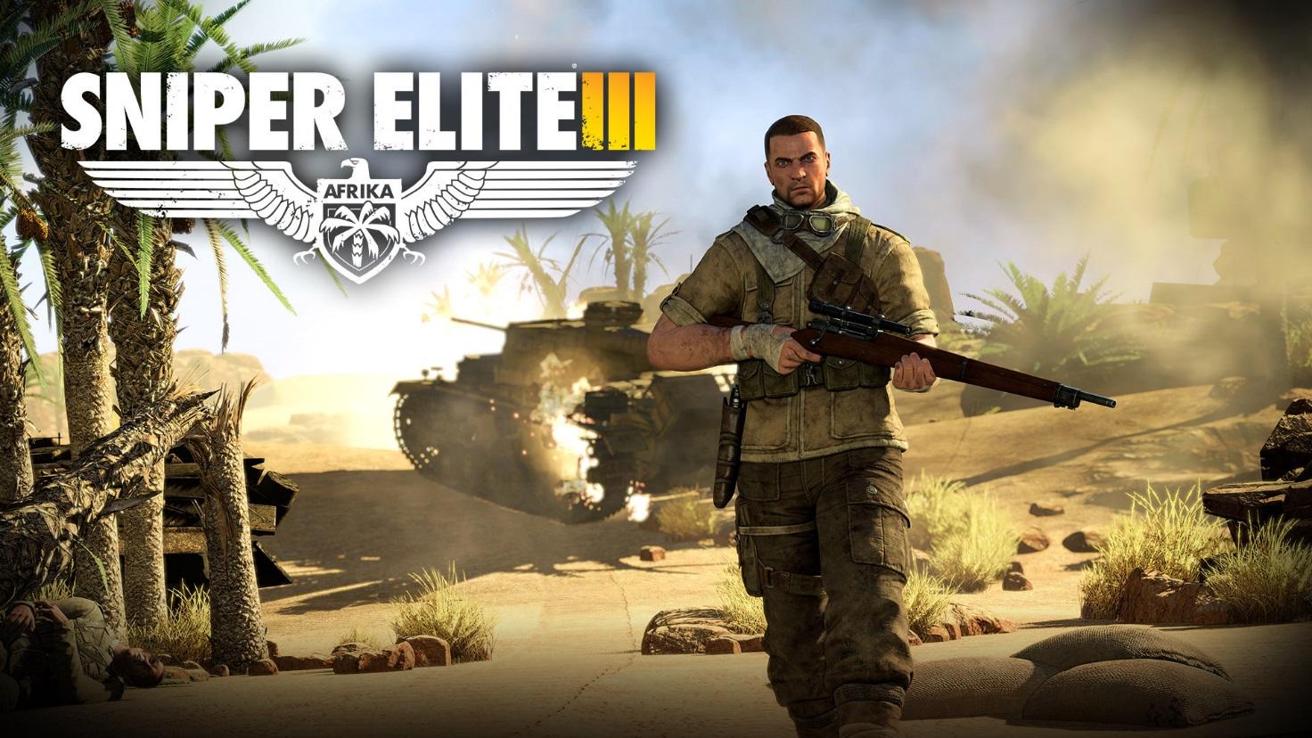 Картинки по запросу Sniper Elite 3