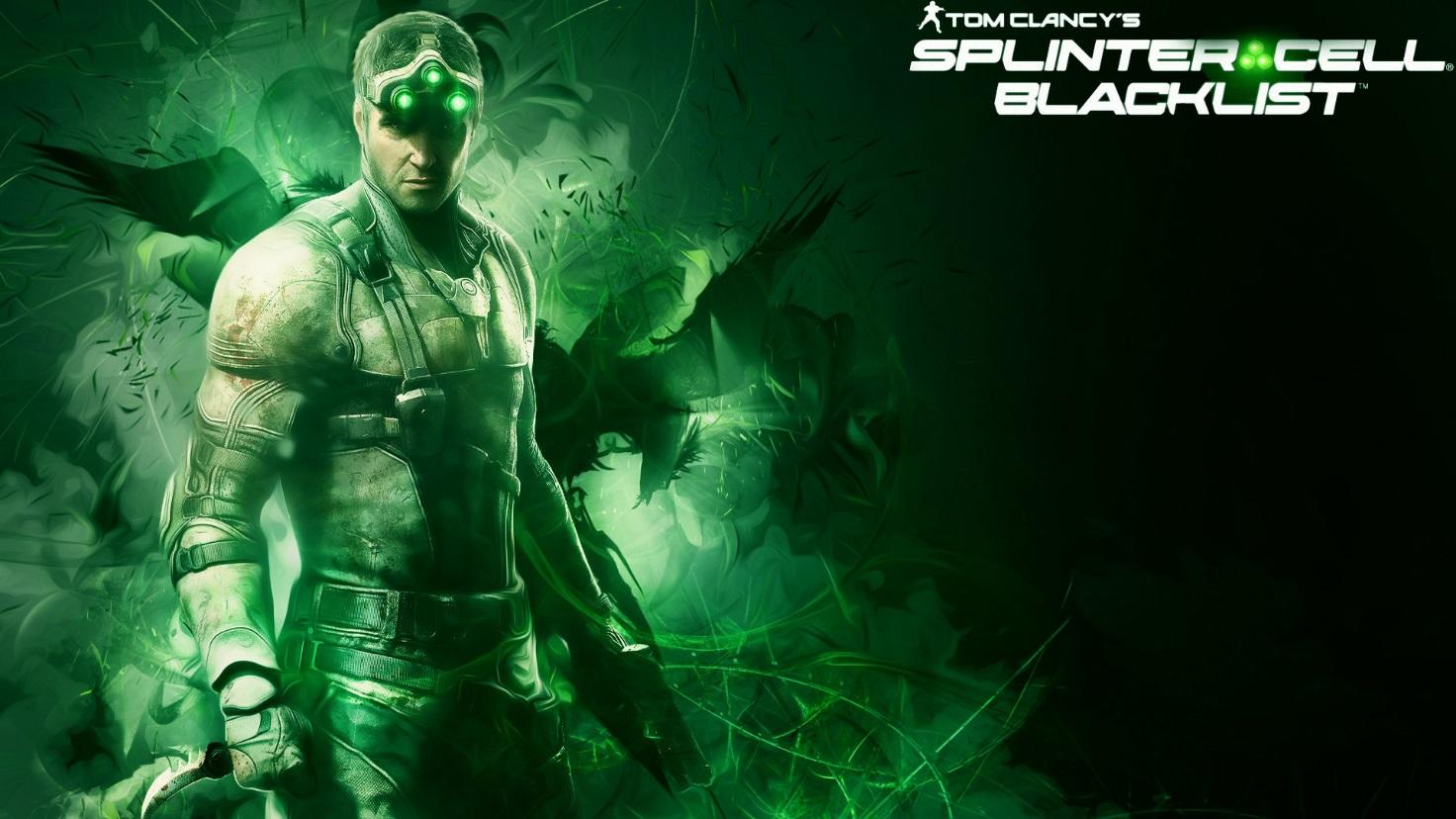 Картинки по запросу Splinter Cell: Blacklist