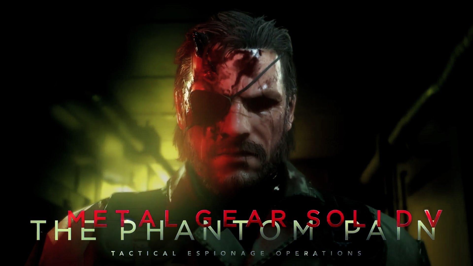 Картинки по запросу Metal Gear Solid V: The Phantom Pain