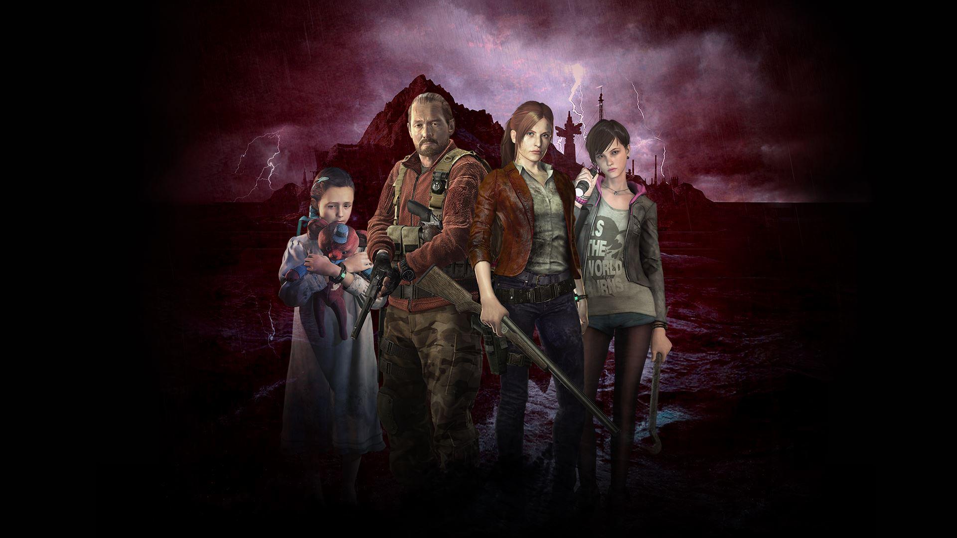 Картинки по запросу Resident Evil: Revelations 2