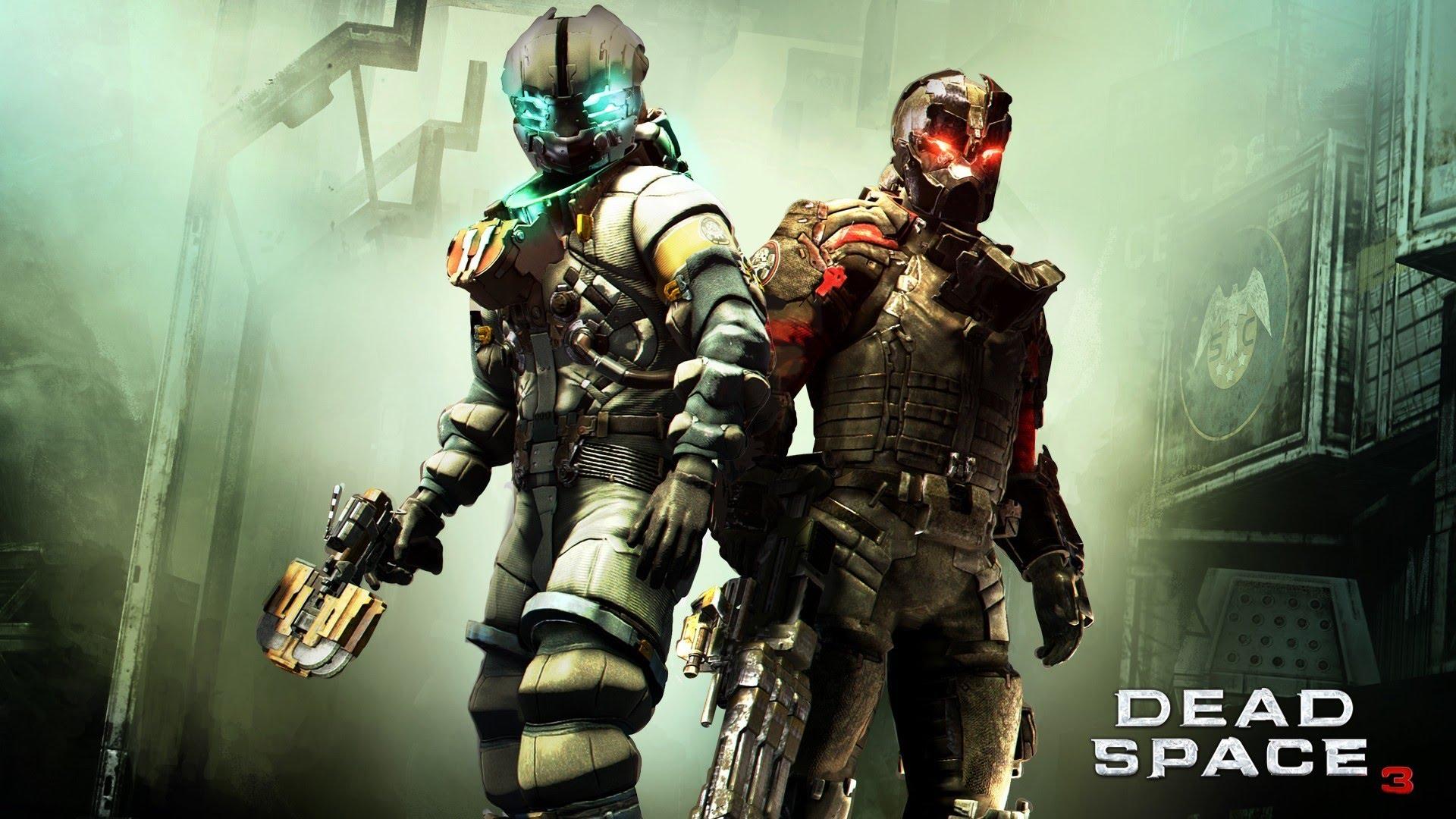 Картинки по запросу Dead Space 3