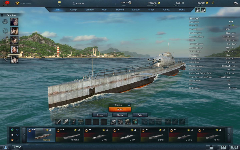 Игра на подводных лодках торрент